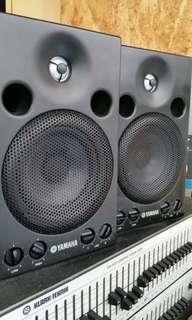 Yamaha MSP 3 Active Studio Monitor 有源監聽喇叭
