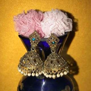 Jhumkas (Indian Ethnic Earrings)