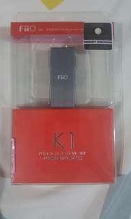 Fiio k1 portable usb dac $50
