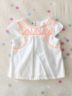 Carter's girl top