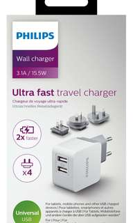 Philips DLP2220 Universal Charger