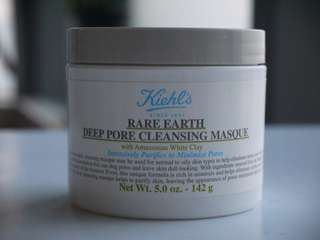 Kiehl's Rare Earth Deep Pore Cleansing Masque Mask