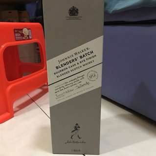 Johnnie Walker Blender's Batch No.2 (1 Litre)