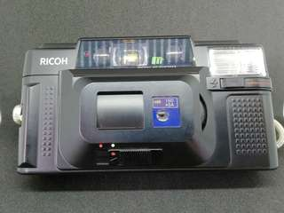 Ricoh FF-3AF P&S film camera with Rikennon 35mm f3.2 lens