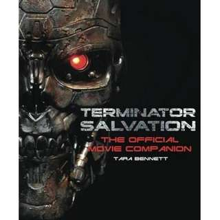 Terminator Salvation: The Official Companion (hardcover)