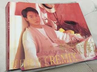 黎明-夏日燒着了 remix 限量版圖案CD