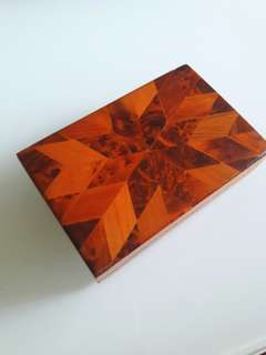 Jewelry box, Parisian Hua Li Mu Rosewood Collection