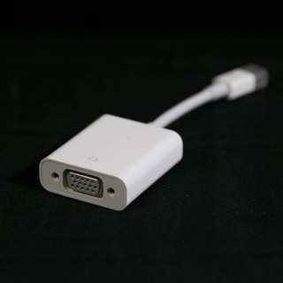 Mini DisplayPort to VGA Apple Adaptor