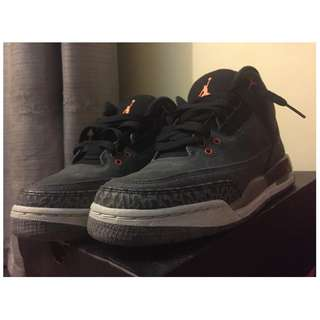 Air Jordan 3 Fear Pack