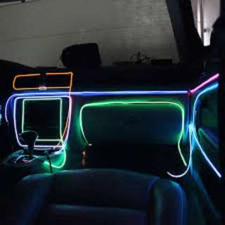 CAR INTERIOR LIGHTING