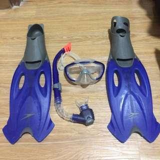 Speedo Snorkel 2000
