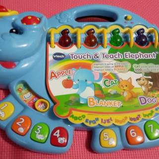 Vtech touch n learn