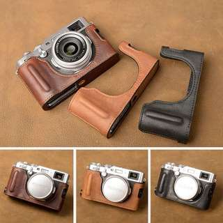 Fujifilm X100T X100F Leather Pouch