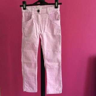 Authentic Esprit Curduroy Pants - pink, 4y/o