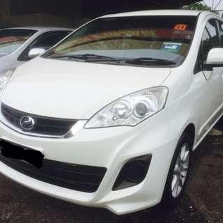 Perodua Alza 1.5 AT 2014