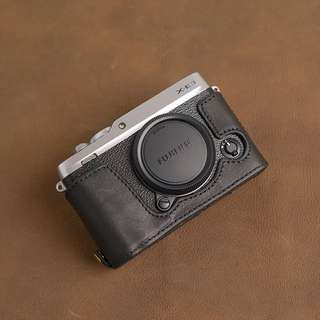 Fujifilm XE3 Leather Pouch