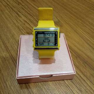 Casio digital ladies watch