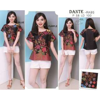 BEST SELLER- Blouse batik Dante