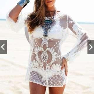 New Fashion Womens Beachwear Swimwear Bikini Beach Wear Cover Up Ladies