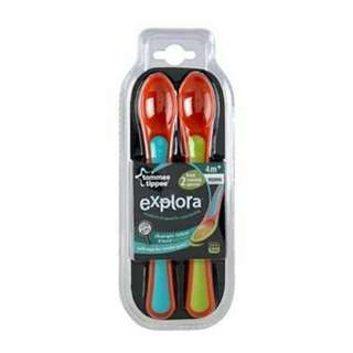 Toomee tippee heat sensor spoon