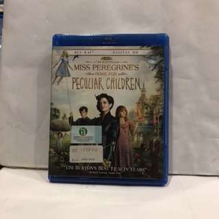MISS PEREGRINE 'S HOME FOR THE PECULIAR CHILDREN