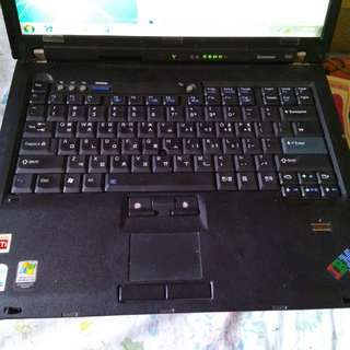 Lenovo thinkpad T60
