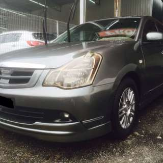 Nissan Sylphy 2.0 At 2010