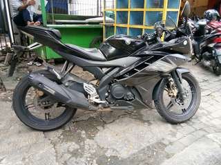 Yamaha R15 old th 2014 bisa kredit Dp 1 juta