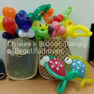 BALLOON SCULPTING SERVICE