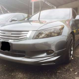 HONDA ACCORD 2.0 at 2010 Full Loan
