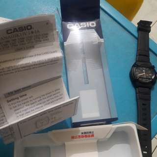 Watch. Casio Bought in Japan