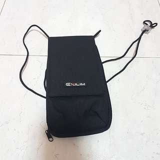 Travelling sling pouch