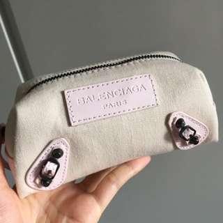 Balenciaga 香水 贈品 化妝袋 coin bag