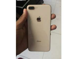 Kredit Iphone 8 Plus 64Gb Gold New proses cepat