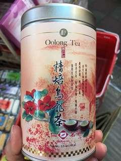 Taiwan Oolong Tea  (Teh oolong yang difermentasi secara halus dan dipilih secara cermat oleh Profesional)