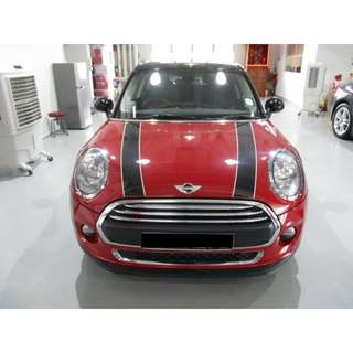 MINI ONE 5DR HB 1.2 A/T D/AB ABS DSC