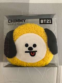 Bts Bt21 chimmy pouch