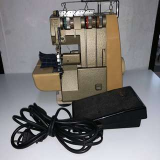 Singer Ovelock Machine - Used Machine