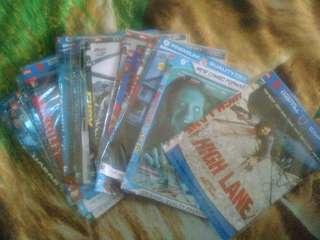DVD Box office Mix
