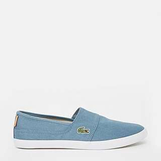 Lacoste Marice Chambray Slip-On [AUTHENTIC]