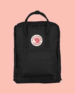 Kanken Classic and mini