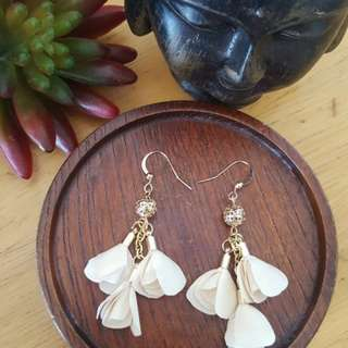 Tassel/FLORAL Earrings