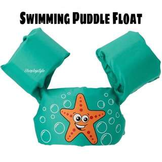 Swimming Puddle Float