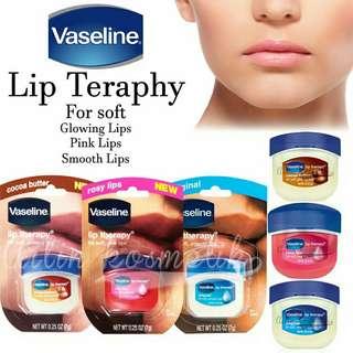 Vaseline lip teraphy