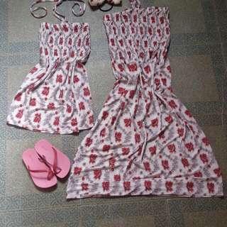 M&D maxi dress