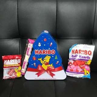 HARIBO小熊軟糖情人節限定
