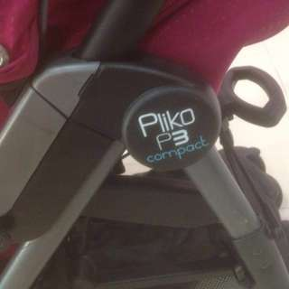 Stroller made in Italy