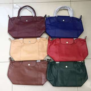 Longchamp Leather Small