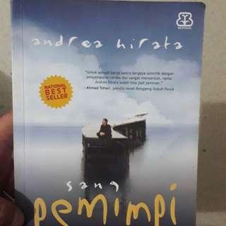 Buku Sang Pemimpi by Andrea Hirata
