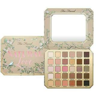 Natural Love Palette